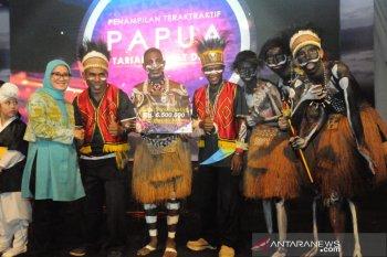 Festival budaya seni pada HUT Lebak sukses digelar