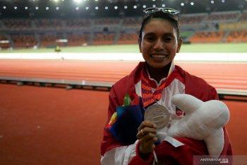 SEA Games 2019, perolehan medali Kontingen Indonesia terus mengalir
