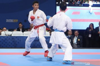 SEA Games 2019, Indonesia tambah dua medali dari karate
