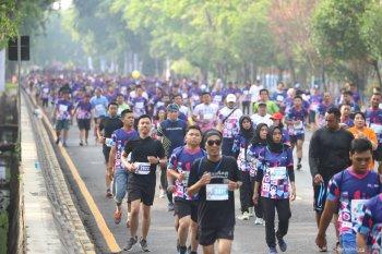 """Ribuan pelari ikuti """"Pelindo III Port Run 2019"""""""