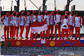 SEA Games 2019, dayung sumbang 10 medali emas, padahal target hanya lima