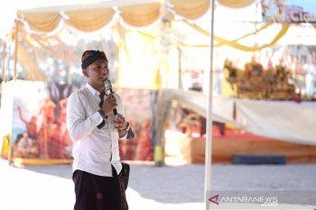 Puncak Gita Jayanti Nasional dilakukan di Pura Samuan Tiga Gianyar