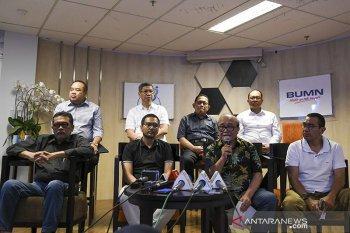 Komut Garuda Indonesia tunjuk empat pelaksana tugas harian
