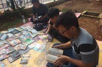 Taman buku dongkrak minat baca anak Rangkas