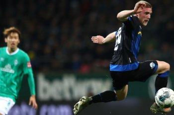 Liga Jerman, Paderborn raih kemenangan kedua musim ini saat taklukkan Bremen