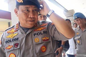 Kapolda: tak ada potensi teror jelang Natal di Bali