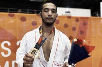 Atlet Ariq Noor raih emas Jui-Jitsu
