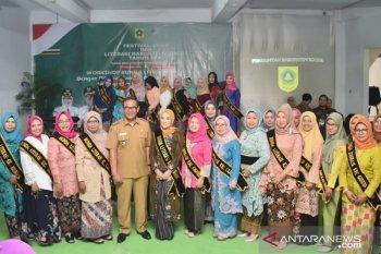 40 Bunda Literasi dari 40 Kecamatan di Bogor dikukuhkan