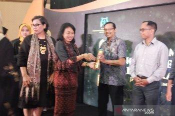 LKBN Antara terima penghargaan Media Menginspirasi KPPPA