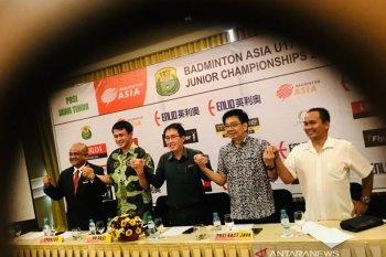 Indonesia targetkan juara umum Kejuaraan Bulu Tangkis Asia U-15 dan U-17