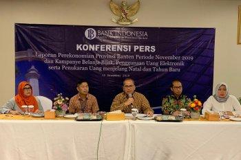 BI Banten dan 11 bank siap sediakan uang keperluan Tahun Baru