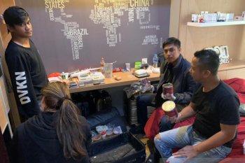 Polres Metro Jakbar tangkap eks model Malaysia