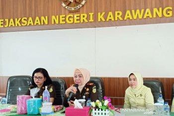 Kejari Karawang periksa 110 saksi kasus dugaan korupsi pembangunan dam parit