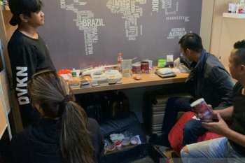 Polres Jakbar bongkar jaringan pengedar narkoba asal Malaysia