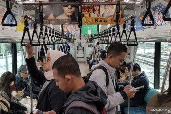 Jepang pernah alami kepadatan hebat pada angkutan kereta perkotaan