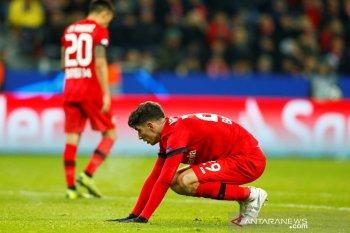 Juventus kirim Bayer Leverkusen ke Liga Eropa