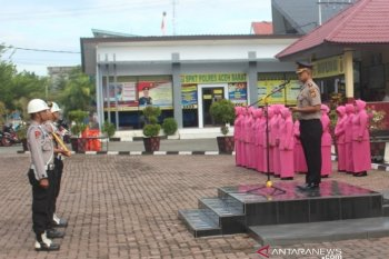 Twrlibar narkoba seorang polisi di Aceh Barat dipecat