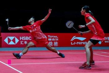 BWF Finals 2019: Dua ganda campuran Indonesia tersingkir