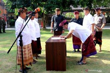 Sekda Bali ingatkan Satpol PP tidak main kasar
