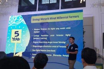 Indonesia menuju pertanian 4.0, masih butuh kerja keras