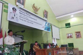 Wagub Jabar Uu Ruzhanul Ulum  ajak pelajar di Garut waspadai paham radikal