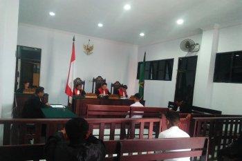 Oknum polisi sebagai terdakwa persetubuhan divonis 1,5 tahun