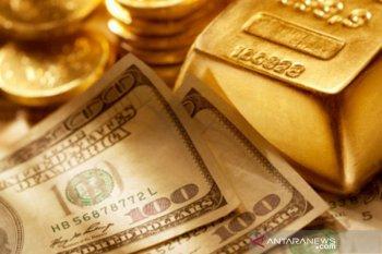 """Emas perpanjang penurunan karena ekuitas dan dolar """"rebound"""""""