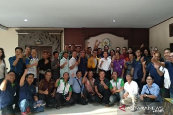 Senator Pastika serap aspirasi petani Bali