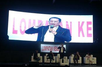 Ketua MPR: Generasi milenial jangan alergi sama politik