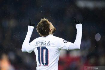 Neymar ungguli CR7 dan Messi sebagai atlet top pria versi Twitter 2019