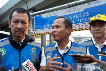Jasa Marga: Tol Layang Jakarta-Cikampek hanya untuk golongan 1 non bus