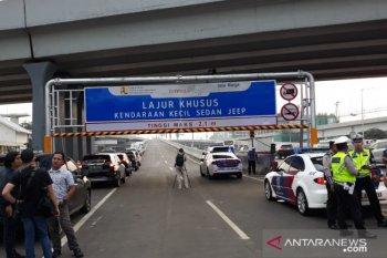 Tol Layang Jakarta-Cikampek diprediksi kurangi kepadatan sekitar 40 persen