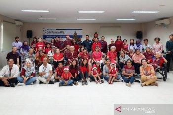 Panti asuhan Graha Bina Asuh Bogor peroleh CSR WOM Finance