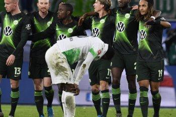 Liga Jerman, Gladbach gagal rebut puncak klasemen setelah ditaklukkan Wolfsburg