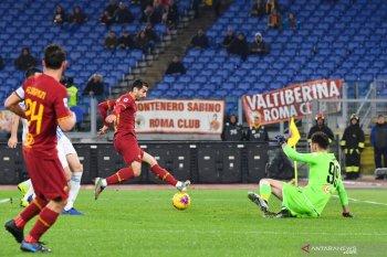 Liga Italia, Roma naik ke peringkat empat setelah pukul SPAL 3-1