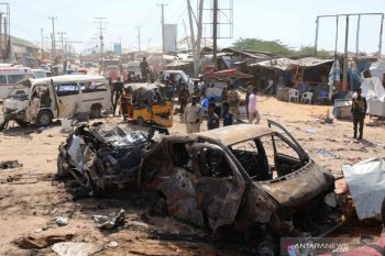 Bom mobil di Somalia hantam kontraktor Turki