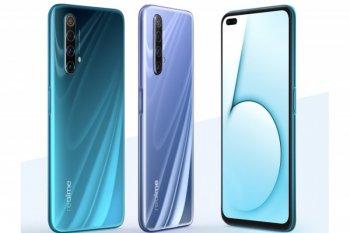 Realme resmi luncurkan X50 5G