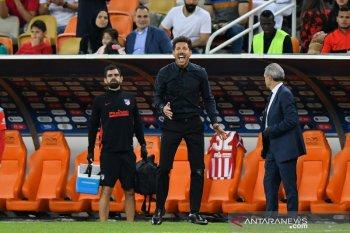 Liga Champions, Simeone sanjung Liverpool akan dicatat sejarah
