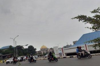 Kabut asap selimuti Batam, sumber belum diketahui