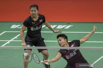 Greysia/Apriyani ke semifinal usai menang mudah atas Matsuyama/Shida