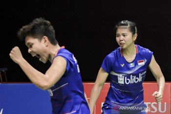 Greysia/Apriyani melaju ke babak final
