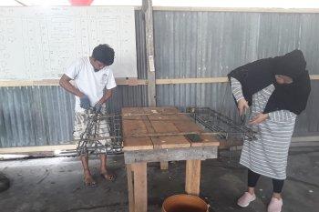 ARKOM Sulteng latih perempuan penyintas bencana Donggala berwirausaha