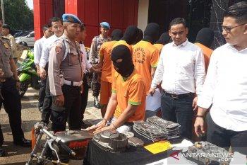 Polres Bogor akan kembalikan 40 motor hasil sitaan tindak pidana pencurian ke pemiliknya