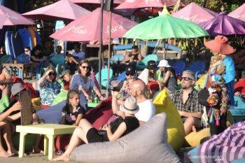 2020, Pemkab Badung targetkan 6,2 juta kunjungan turis asing