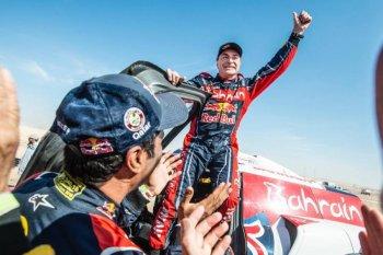 Para juara Reli Dakar 2020 yang taklukkan medan tandus dan gurun Arab Saudi
