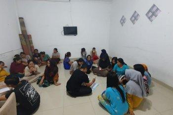 Polisi bongkar penampungan 23 pekerja migran ilegal
