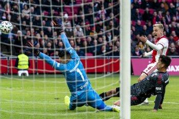 Ajax mantap di puncak setelah tundukkan Sparta Rotterdam