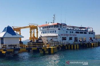 Hanya penumpang dari Kupang beli tiket di Pos Indonesia