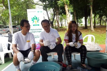 Sinar Mas Land Aktif Ajak Warga BSD City Lakukan Pemilahan Sampah