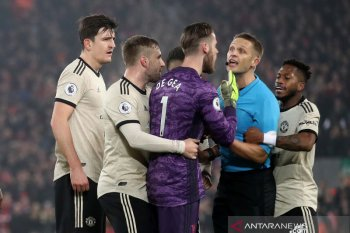 Nasib Manchester United, sudah kalah dihukum FA